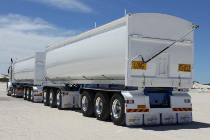 Brand New End Tippers for Sale