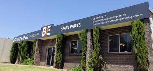 Boomerang spare parts center